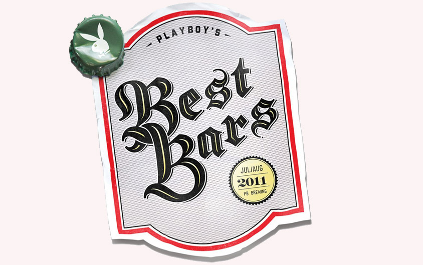 "Playboy Magazine's 'Guide to the Best Bars in America' named Bootlegger ""Best Bar in Vegas"" – 2011"